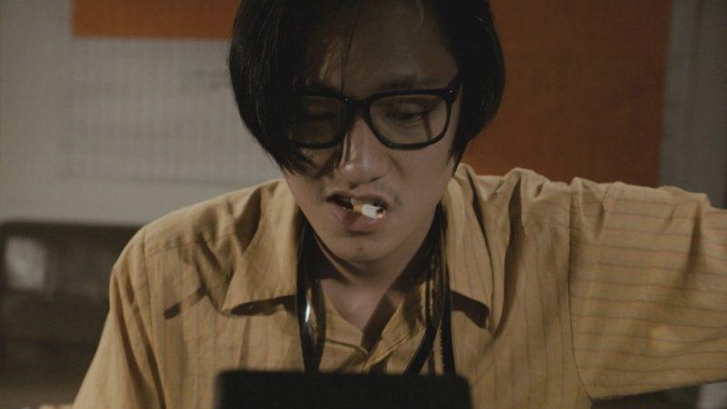 映画『止められるか、俺たちを』荒井晴彦役の藤原季節