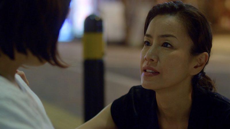 映画『37セカンズ』舞役の渡辺真起子