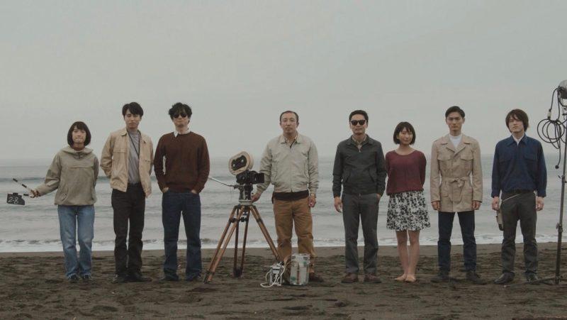 映画『止められるか、俺たちを』門脇麦と井浦新と高良健吾と井端珠里