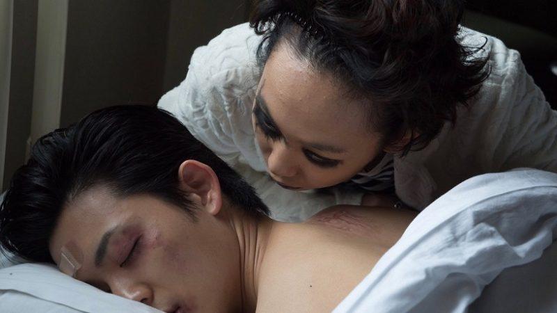 映画『シマウマ』ドラ役の竜星涼とアカ役の須賀健太