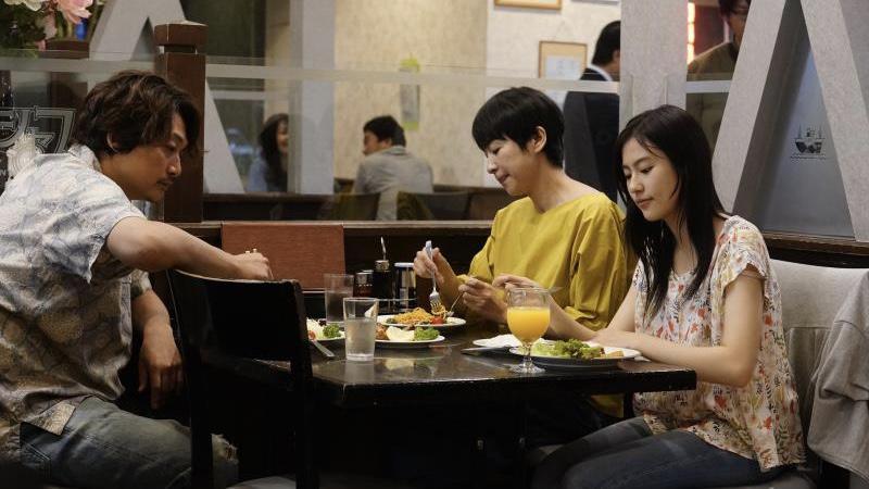 映画『凪待ち』香取慎吾と西田尚美と恒松祐里
