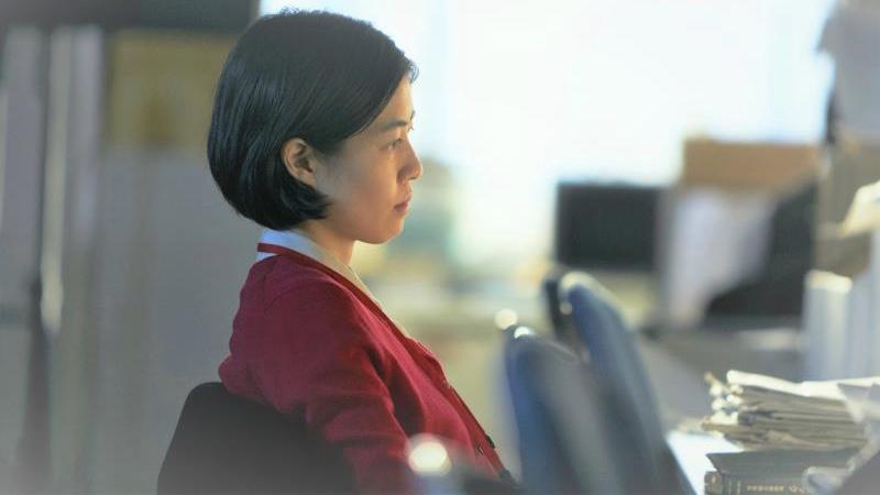 映画『新聞記者』吉岡エリカ役のシム・ウンギョン