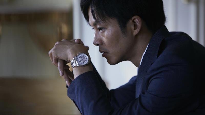 映画『新聞記者』杉原拓海役の松坂桃李