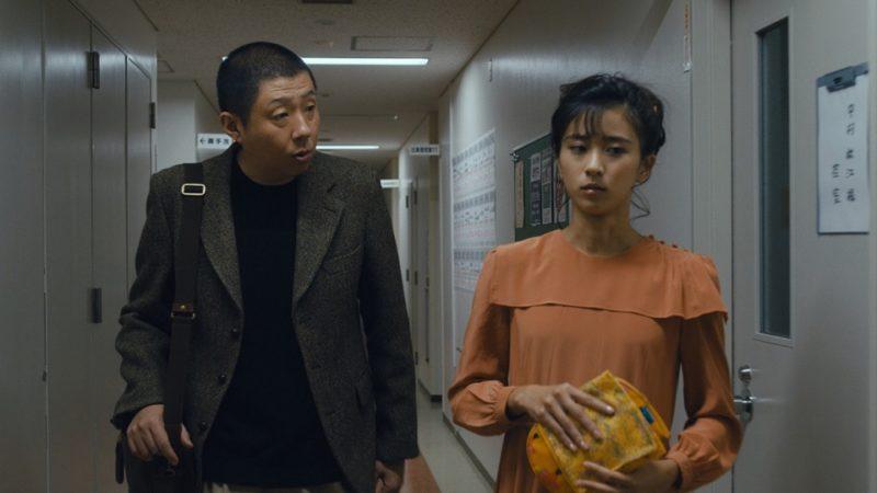 ドラマ『呪怨:呪いの家』小田島泰男役の荒川良々と本庄はるか役の黒島結菜