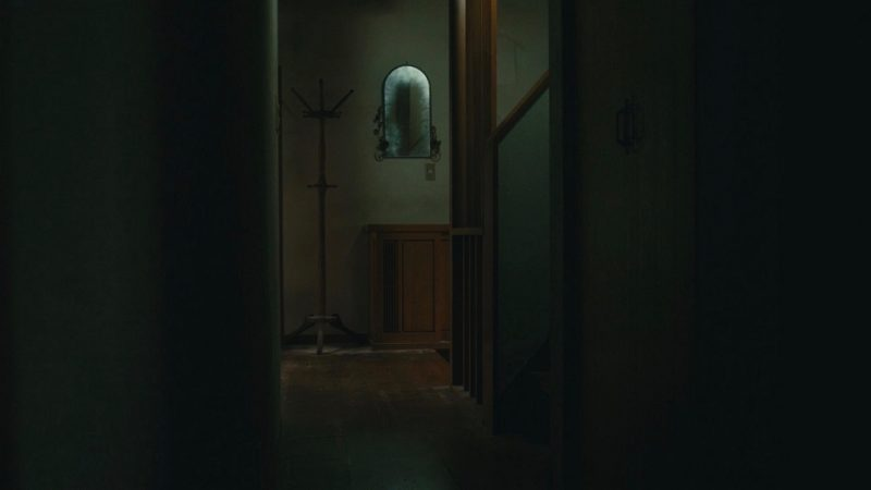 ドラマ『呪怨:呪いの家』一軒家