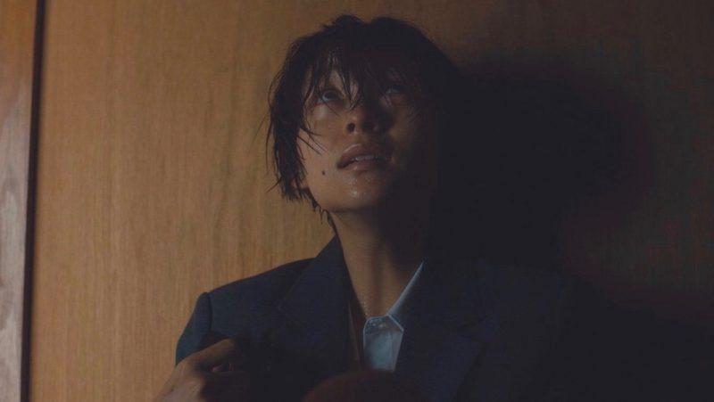 ドラマ『呪怨:呪いの家』河合聖美役の里々佳