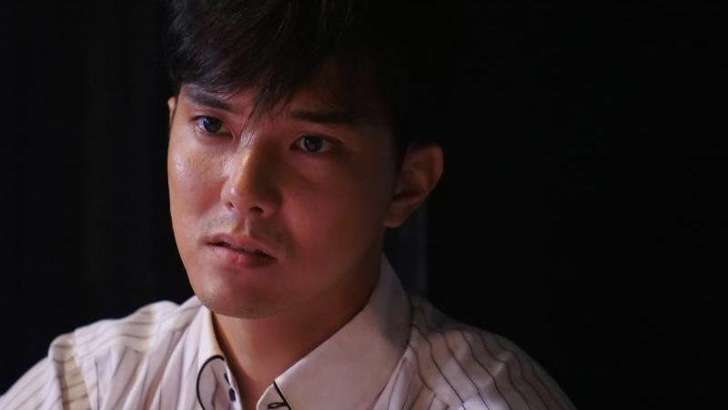 映画『悲しき天使』茂役の水野勝