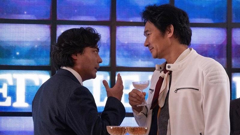 『全裸監督シーズン2』村西とおる役の山田孝之