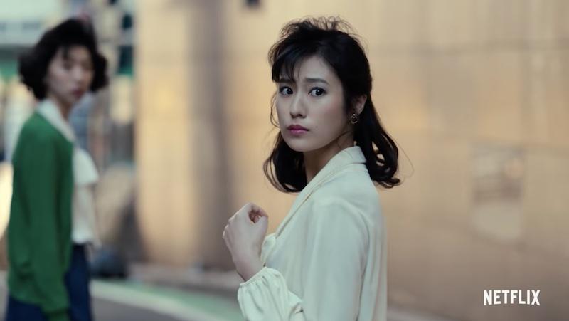 『全裸監督シーズン2』乳首出しヌードを解禁する乃木真梨子役の恒松祐里
